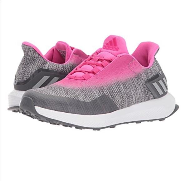 wholesale dealer 11c55 9825d Girls Adidas RAPIDARUN UNCAGED •NWT running shoes